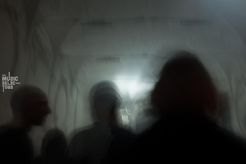 Ghosts at RoBOt Festival 09 2016 Back Room Aurora Halal