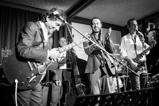 Jazz Inc. e Nicola Conte al Bravo Caffè Bologna 2017 by Music Selectors