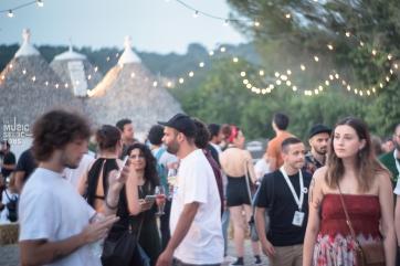 Bonobo at Mavù, Locus Festival 2017, Locorotondo Italy