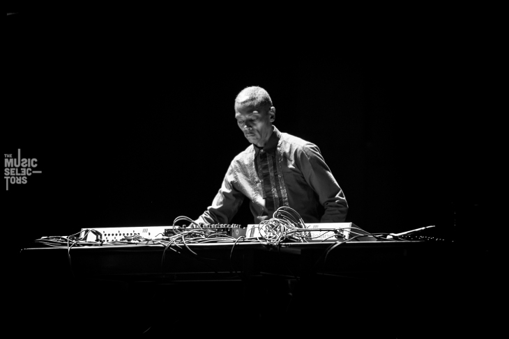 Tony Allen Jeff Mills RomaEuropa festival Roma Auditorium Parco della Musica