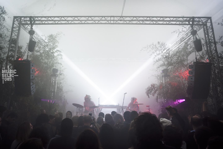 Ninos du Brasil at WoPa, Barezzi Festival